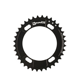 Rotor Q-Ring Road kettingblad Shimano 110 mm 4-armig binnen zwart